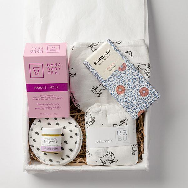 'The Foxy Nursing Mum' - Gift for New Mum