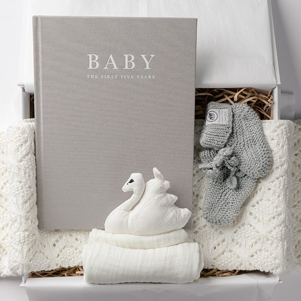Newborn Perfection Plus - Grey