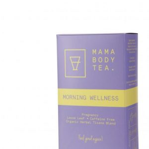 Mama Body Tea - Morning Wellness Tea Box