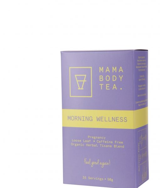 Mama Body Tea - Morning Wellness Tea Box
