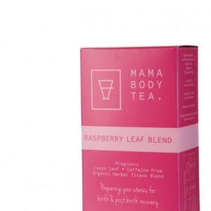 Mama Body Tea - Raspberry Leaf Herbal Tea Box