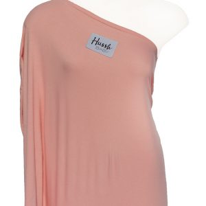 Peachy Pink All In One Cover for the Modern Mama - Organic Bamboo Blend