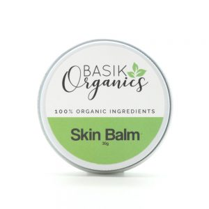 BasiK Organics - Skin Balm (Travel Tin)