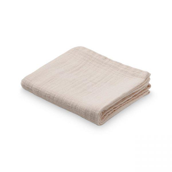 CAM CAM Copenhagen -'Nude' Organic Muslin Cloth
