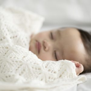 Tilly & Otto - Heirloom Blanket in 'Pearl {White}'