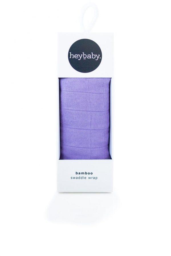 Hey Baby - Swaddle Wrap 'Lila'