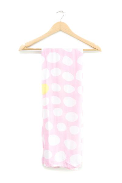 Hey Baby - Swaddle Wrap 'Egg Candy'