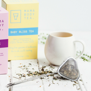 Mama Body Tea - Heart Tea Infuser