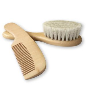 Fawn & Milk - Brush & Comb Set