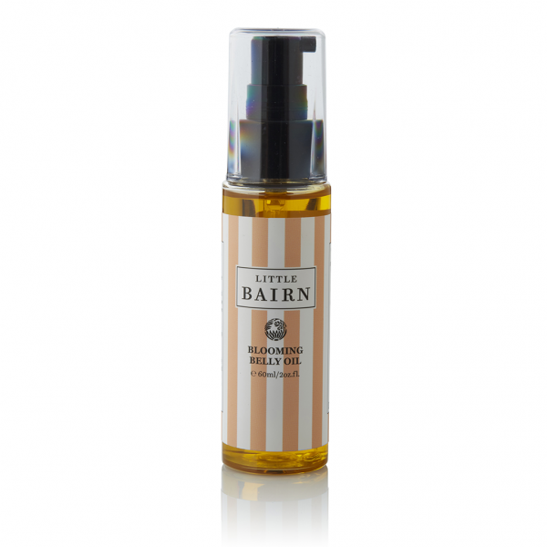 Little Bairn Blooming Belly Oil