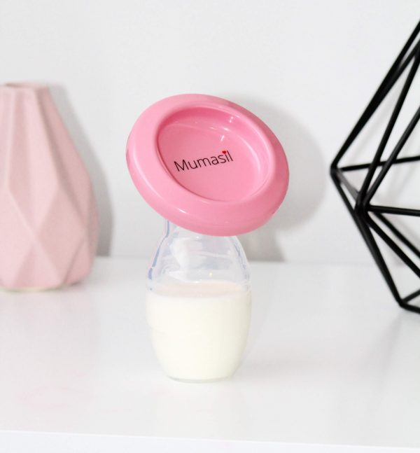 Silicone Breast Milk Saver