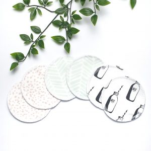 set of 3 Breastpads