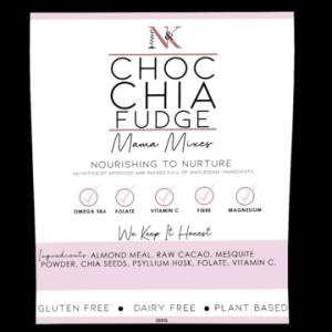 Choc Chia Fudge Mama Ball Mix
