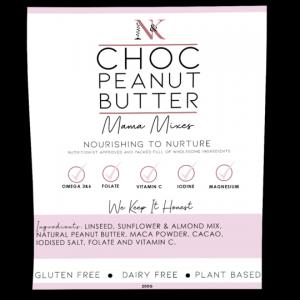 Choc Peanut Butter Mama Ball Mix