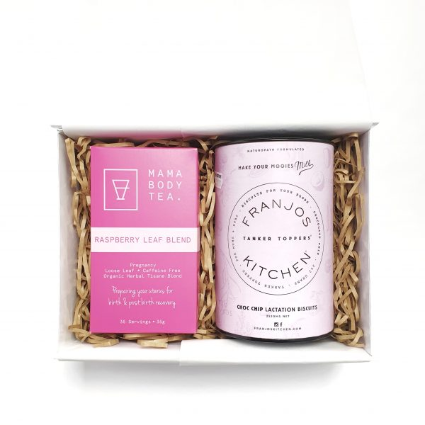 Labour To Postpartum Wellness - Petite Pregnancy Gift Hamper