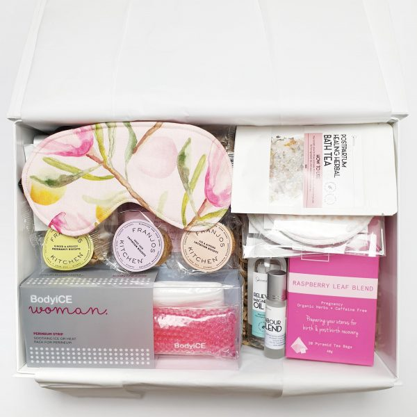 The Deluxe 3rd Trimester Gift Hamper