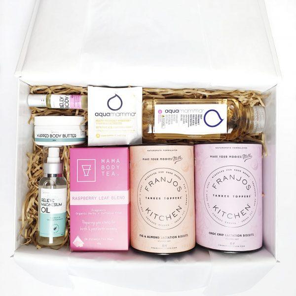 3rd Trimester + Nursing Goodness Gift Hamper