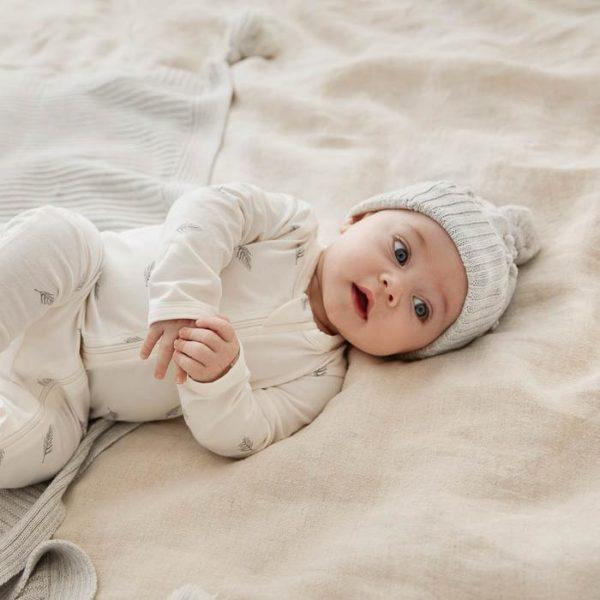 baby zipsuit