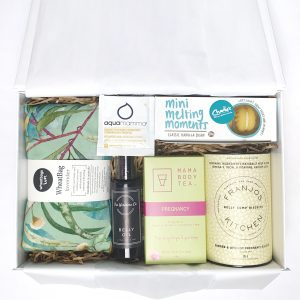 'Morning Wellness Treats Deluxe' - Pregnancy Hamper