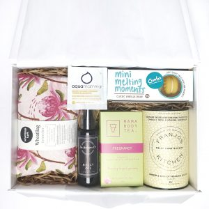 2nd Trimester Essentials Pregnancy Hamper - Waratah Design