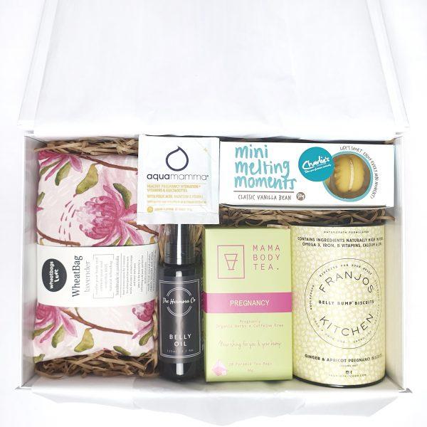 2nd Trimester Essentials Pregnancy Hamper - Waratah Design
