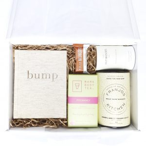 '2nd Trimester Pregnancy Bump' - Pregnancy Hamper
