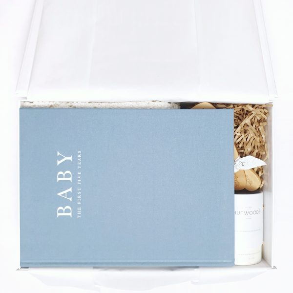 Baby Boy Keepsakes - New Mum and Baby Hamper