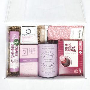 So Many New Mum Treats' - New Mum Hamper