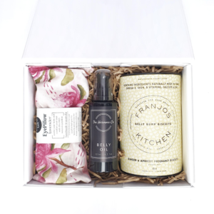 Spoil The Mum-To-Be - Petite Pregnancy Hamper