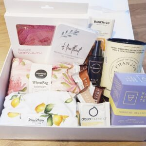 'Spoil The Mum-To-Be + Gender Neutral Baby' – Pregnancy + Baby Hamper